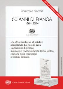 50 ANNI DI BIANCA 1964 -2014