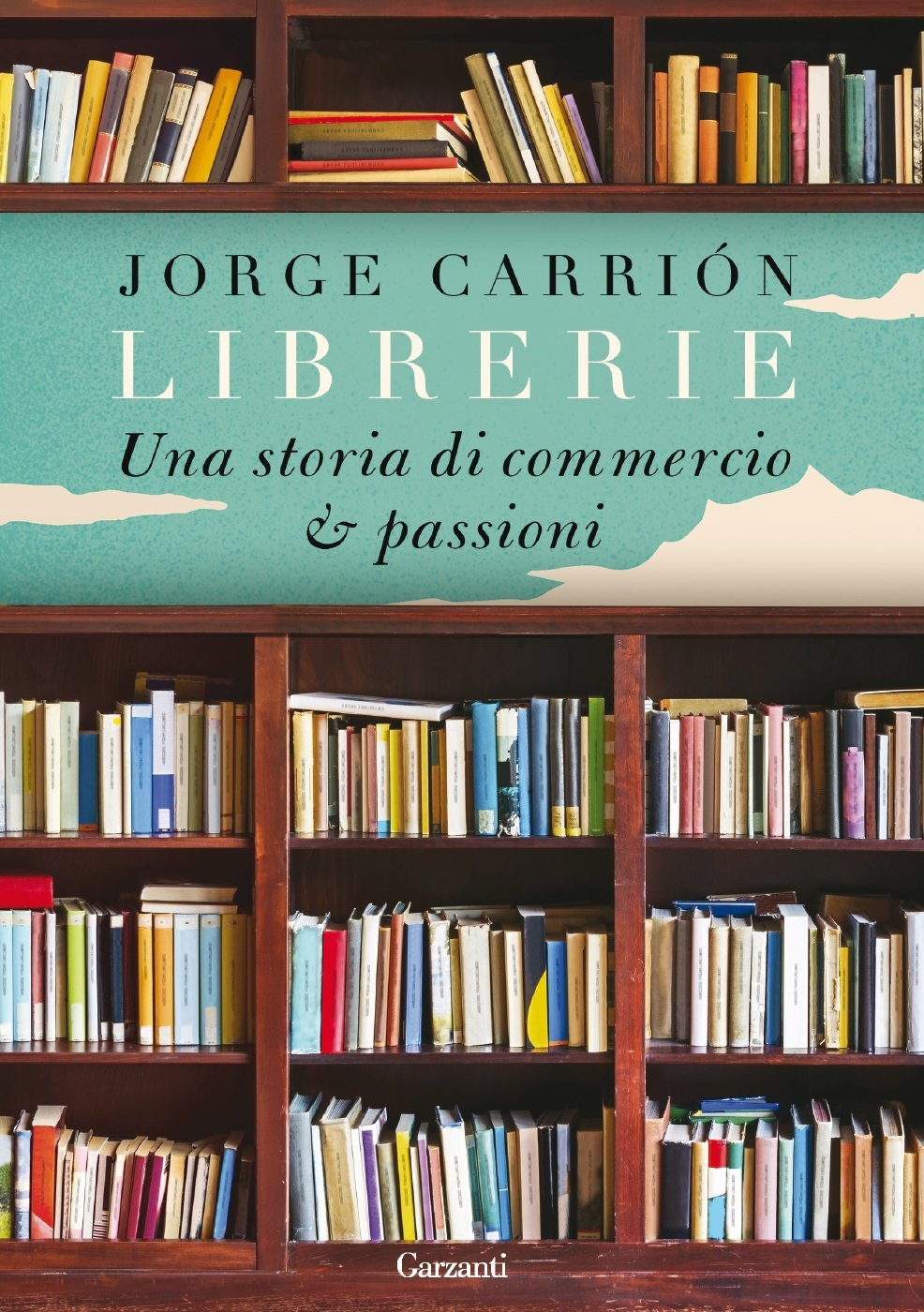 Jorge Carrion Llibrerie