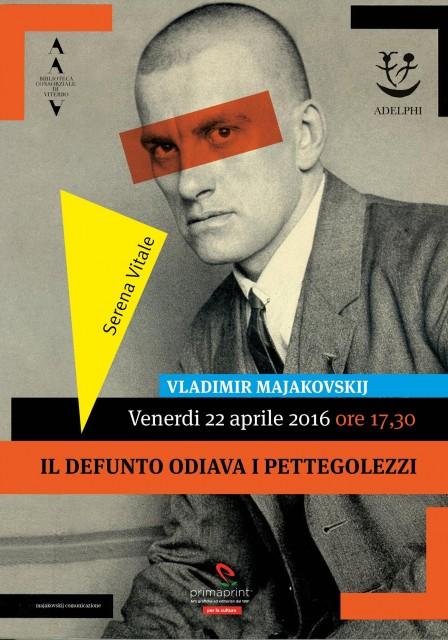 Manifesto Majakovskij