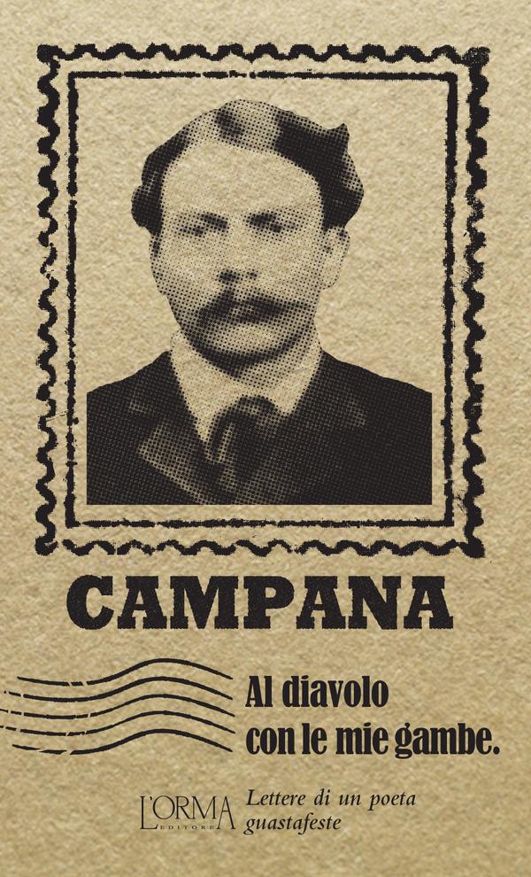 copertina Dino Campana