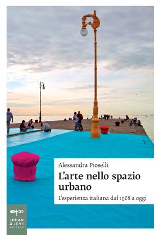 copertina L'arte nello spazio urbano
