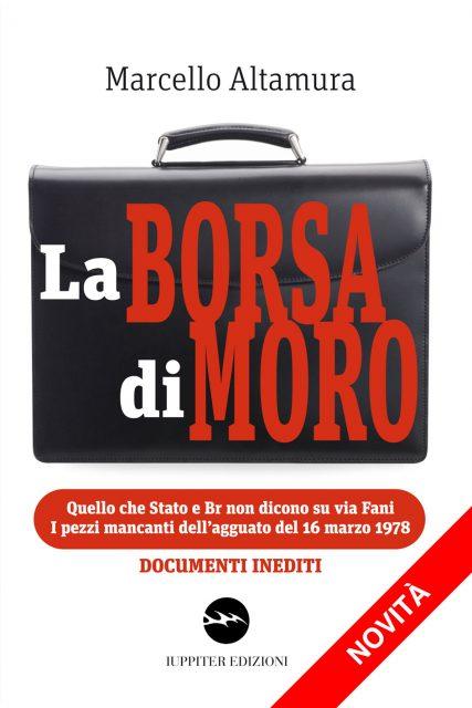 La borsa di Moro copertina