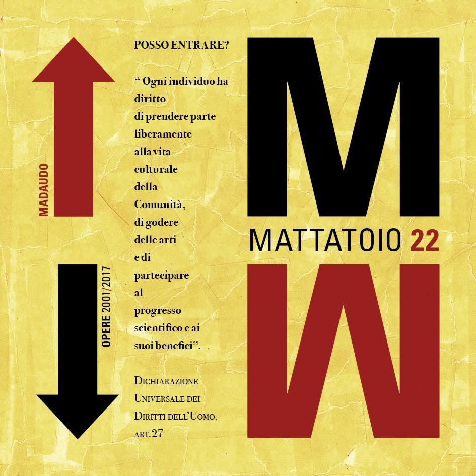 MATTATOIO 22