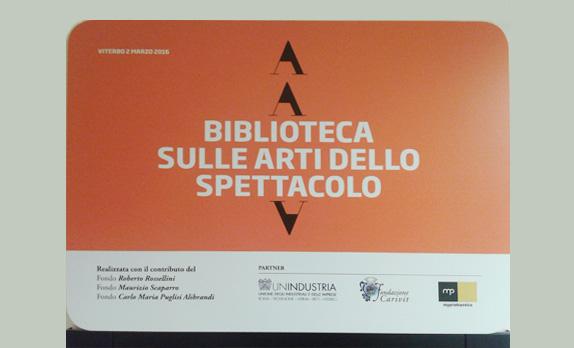 biblioteca_arti_spettacolo_targa